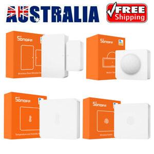 SONOFF Smart Home Zigbee Wireless Motion Sensor/ Wifi Switch/Door Window Sensor