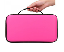 PINK-Carry Storage Hard Protective [HANDLE] Case For New Nintendo 3DS XL/LL Game