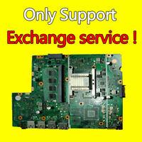 Exchange Motherboard For ASUS VivoBook 15 X540U X540UA X540UV Mainboard PM / GM