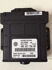 VW Touareg 7L V10 AYH Transmission control module 09D927750BH