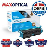Max Optical For HP CF361X, 508X High Yield Compatible Toner- Cyan