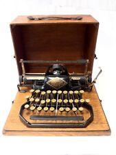 ►Antigua maquina de escribir DCATYLE 8 blick  1900  rare TYPEWRITER Blickensder