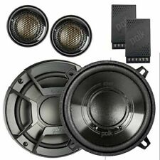 Polk Audio DB6502 6.5 inch Stereo Component Speakers
