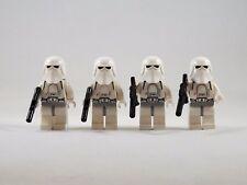 Lego Star Wars Snowtrooper Minifigure Lot 7749 8084 8129