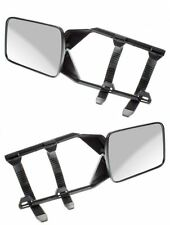 Fiat 500L Caravan Trailer Extension Towing Wing Mirror Glass 1 Pair