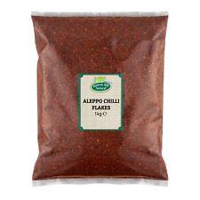 Dried Aleppo Pepper Chilli Flakes (Pul Biber) 1kg