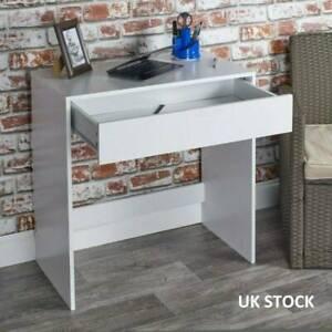 NEW Drawer Dressing Table Wooden Vanity Computer Desk Bedroom Furniture Office