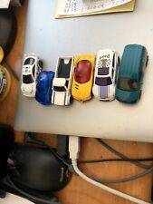 Lot of 6 Misc Cars And 2 Police Cars