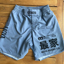 Moya Brand Jiu-Jitsu Training - Rolling Shorts Size 32 In Excellent Condition !