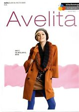 SMC Avelita Knitting Pattern for Hat and Loop Scarf - S8577