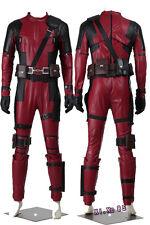 New Superhero Battleframe Deadpool X-Men Cosplay Costume Outift Costume-Made