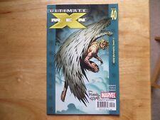 2004 Vintage Marvel Comics Ultimate X-Men # 40 Signed David Finch,With Poa