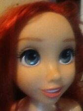 Arielle Little Mermaid 3 foot tall Jakks Pacific my size Disney articulated