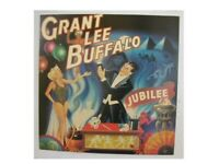 Grant Lee Buffalo Jubilee 2 sided Poster Flat circus