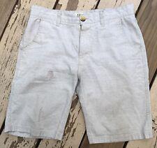 EZEKIEL Surf Company • Men's Flat Front Casual Walking Shorts size 30