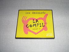 LES ENFOIRES DOUBLE CD FRANCE MIREILLE MATHIEU CABREL