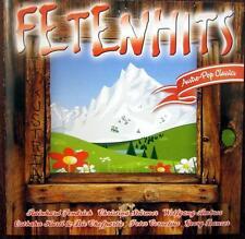 CD / FETENHITS / AUSTRO-POP CLASSICS / RARITÄT / DANZER / AMBROS / CORNELIUS /