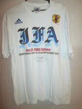 Hernan Crespo Signed Argentina Vs Japan Football Shirt with COA /4631