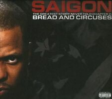 The Greatest Story Never Told, Chapter 2: Bread and Circuses CD Saigon 2012 New