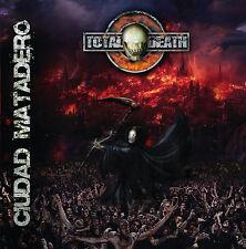 *** TOTAL DEATH - CIUDAD MATADERO CD 2014 *** Unopened!!!!