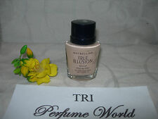 Maybelline True Illusion Makeup Oil Free 1.15 fl.oz. True Ivory
