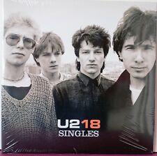 U2 - 18 Singles  -  LP - Reissue sealed vinyl