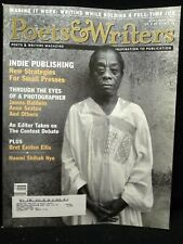 Poets & Writers Magazine Issue September / October 2005 James Baldwin