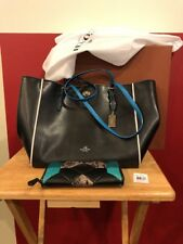 Coach Saddle Edie 31 Shoulder Bag and Wallet - With Dust Cover & Box