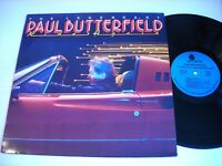 The Legendary Paul Butterfield Rides Again 1986 Stereo LP VG++