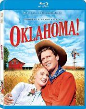 OKLAHOMA (1955 Gordon Macrae) -  Blu Ray - Sealed Region free