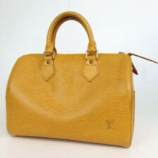Authentic LOUIS VUITTON M43019 Epi Speedy 25 VI0955 Handbag Epi Leather[Used]