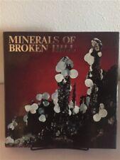 Minerals of Broken Hill by Birch et al., Hardcover, 1982
