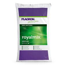 Plagron Royalty Mix 50 Liter  Erde Bio Grow-Erde Pflanzsubstrat Langzeitdünger