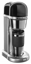 KitchenAid Personal Coffee Maker Machine R-KCM0402CU One-Touch Brewing Silver