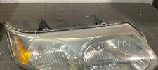 Saturn Ion Passenger Headlight Fits 2005