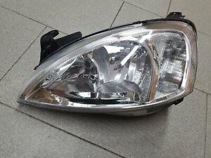 Opel Corsa C Depo Scheinwerfer links 4421125L ohne Glühbirnen, neu