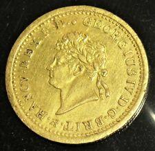 German States: Hannover. Georg IV gold 5 Taler 1828-B.