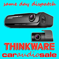 THINKWARE F770 FRONT 1080P & REAR 720P 32GB DASH CAM CAR VAN TAXI GPS RECORDING