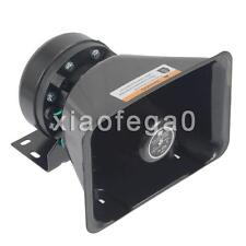 ABS &Metal Loud 100W Alarm Electronic Siren/Pa/Public Address Outdoor Speaker US