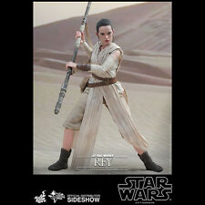 HOT TOYS Star Wars Episode VII TFA Rey Sixth Scale 1:6 Figure NEW SEALED