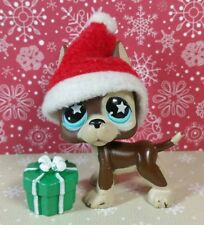 Littlest Pet Shop Hund #817 Great Dane Dog LPS & Accessoires
