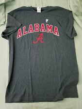 Alabama crimson tide  M gray T-shirt Tee  NWOT