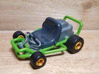 Nintendo Green Mario Kart 1999 Toy Biz Pull-Back Cart Toy Collectible