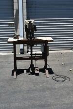 Viemme leather machinery punch machine model 2002