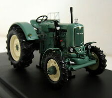 Schuco 1/43 Scale 02731 MAN Tractor 4 S 2 Green diecast model tractor