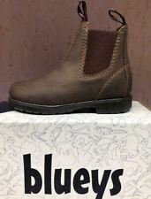 Blue Heeler Boots, Stiefelette, Modell Numbat blueys, nougat-braun, B-Ware