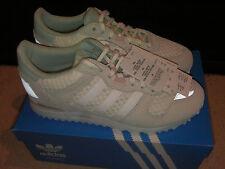 Adidas Zx 700W Women Training Running Shoes - White - 7 UK (40 2/3 EU)
