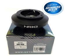 NRG STEERING WHEEL SHORT HUB AUDI A4 A6 A8 VW JETTA GOLF CAYMAN BOXSTER SRK-180H