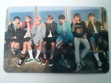 BTS-You-Never-Walk-Alone- OFFICIAL [GROUP] PHOTOCARD K-POP