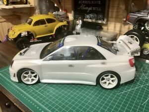HPI RS4 RALLY FULLY UPGRADED! NEW
